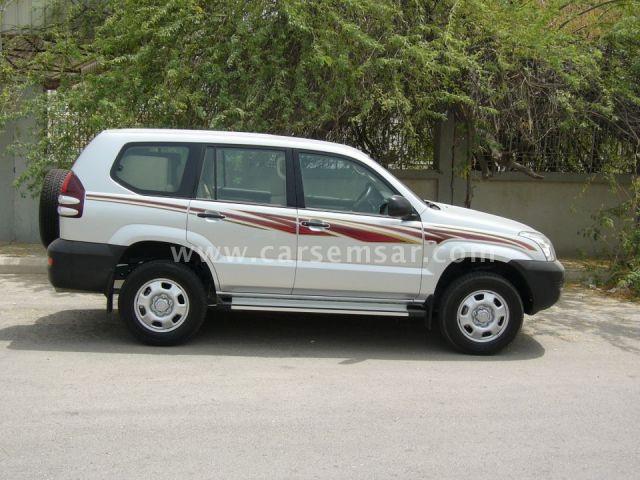 2007 Toyota Prado