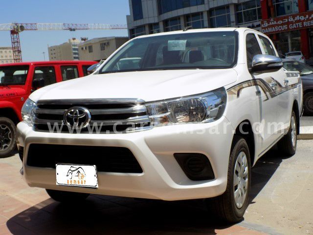 2017 Toyota Hilux 2.0