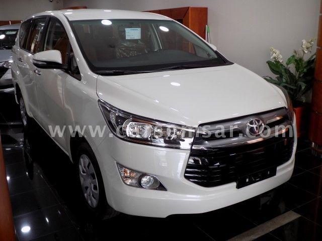 2017 Toyota Innova Inova