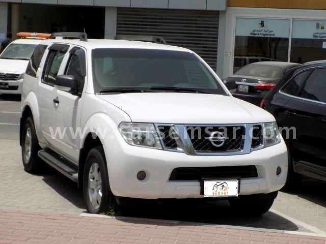 2015 Nissan Pathfinder 4.0