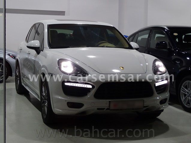 2013 Porsche Cayenne Gts For Sale In Bahrain New And Used Cars For