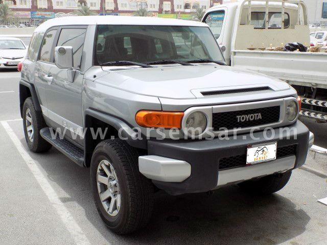2009 Toyota FJ Cruiser 4x4