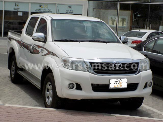 2014 Toyota Hilux 2.7 VVTi 4x4 SRX