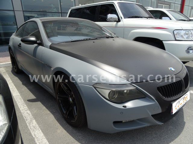 2006 BMW M6 Coupe for sale in Qatar  New and used cars for sale
