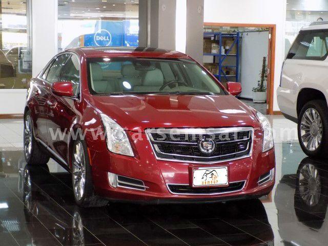 2014 Cadillac XTS XTS-V