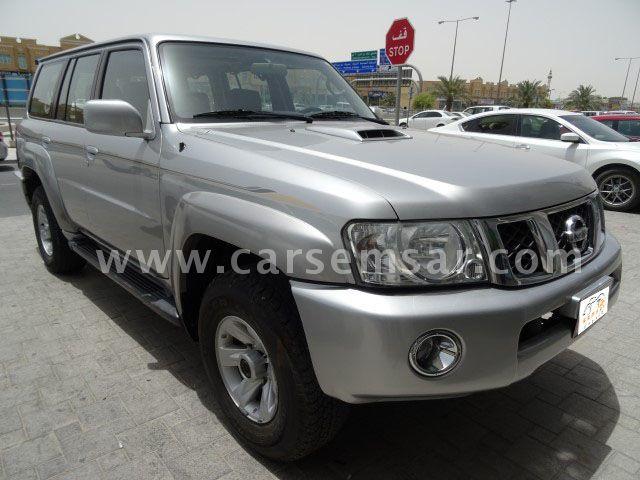 2007 Nissan Patrol 3.0 TD GL