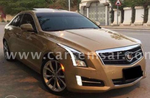 2013 Cadillac SRX 4 3.6