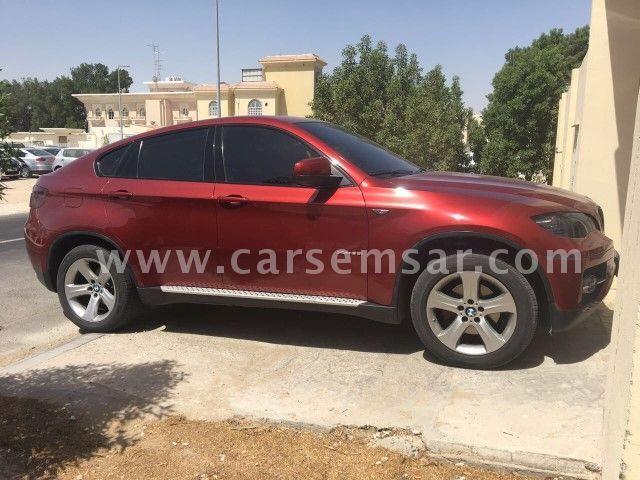 2011 BMW X6 xDrive 35i