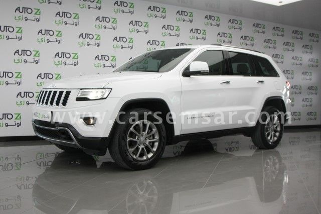 2016 Jeep Grand Cherokee 3.6 Limited 4x4
