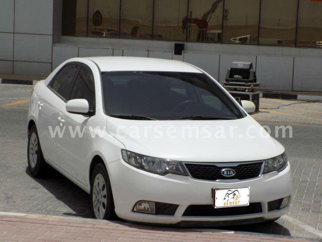 2011 Kia Cerato 1.6