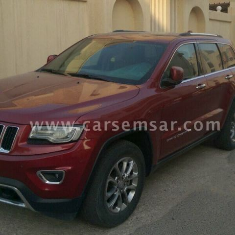 2014 Jeep Grand Cherokee LTD Hemi 5.7