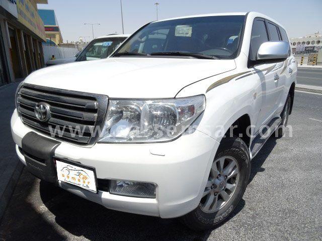 2011 Toyota Land Cruiser GXR V8