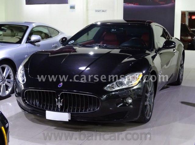 2009 Maserati Gran GranTurismo