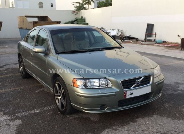 2008 Volvo S60 2.5 T Automatic