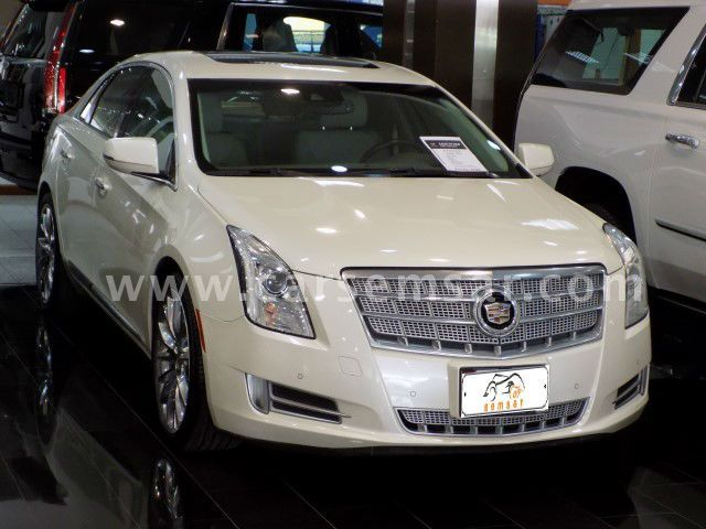 2013 Cadillac XTS 4 Platinum