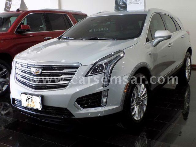 2017 Cadillac XT5  SUV