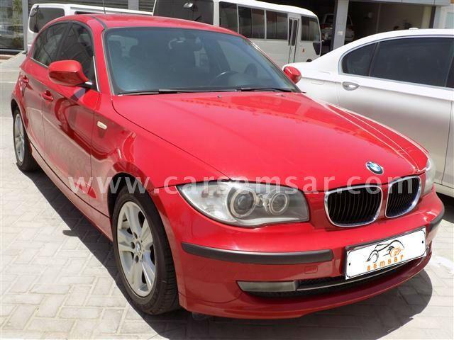 2012 BMW 1-series 118i