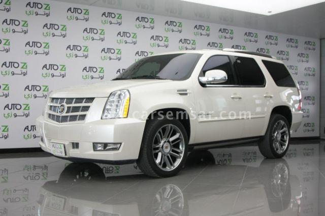 2013 Cadillac Escalade 6.2 V8