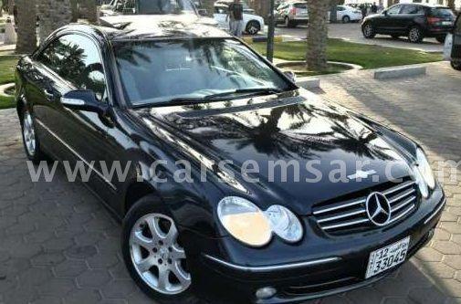 2003 Mercedes-Benz CLK-Class CLK 350 Coupe