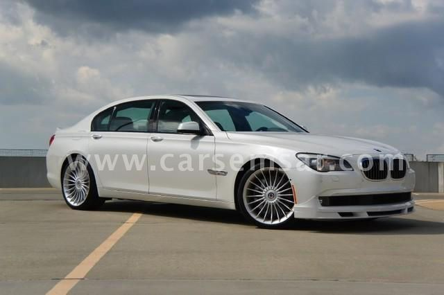 BMW Alpina B For Sale In Saudi Arabia New And Used Cars For - Used bmw alpina b7