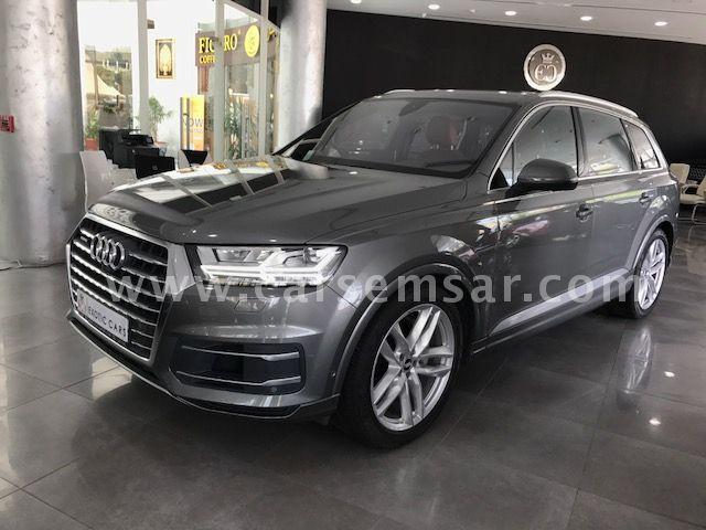 2016 Audi Q7 3.5 TFSI