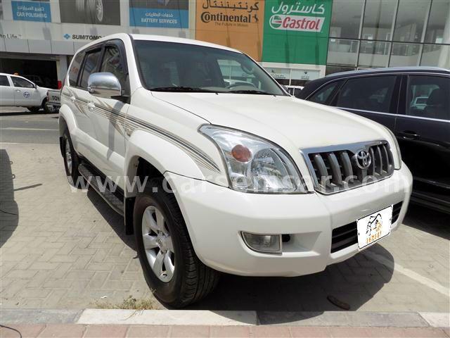 2007 Toyota Prado GX