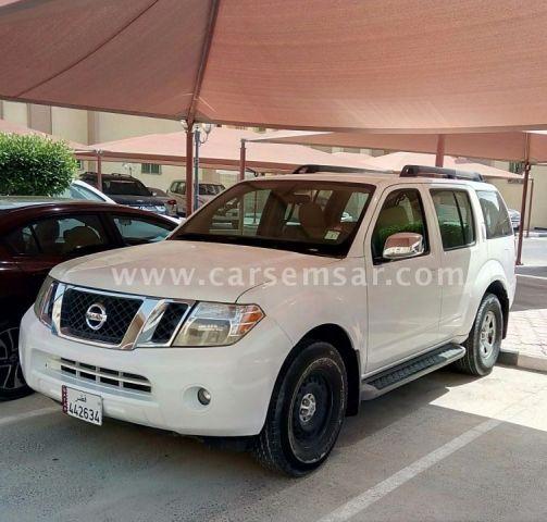 2010 Nissan Pathfinder