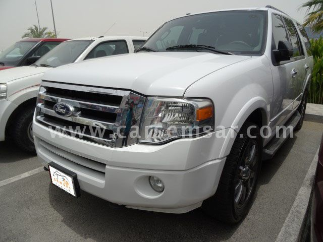 2013 Ford Expedition XLT