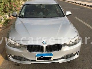 2013 BMW 3-series 316i