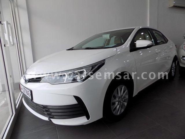 2017 Toyota Corolla corolla 2.0 XLI