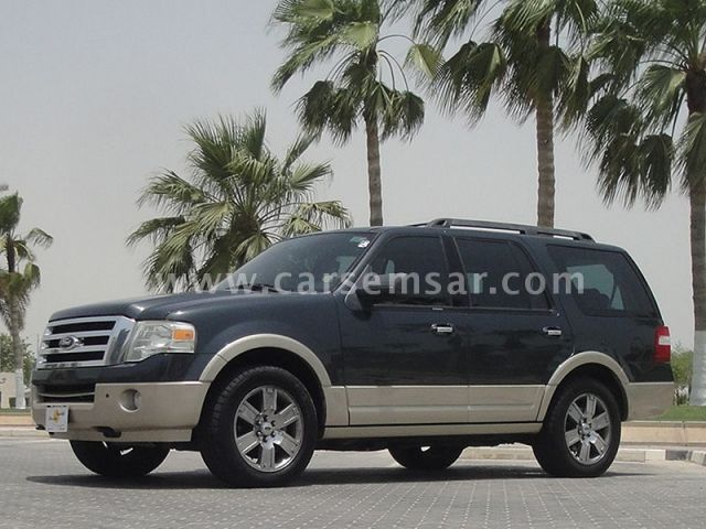 2009 Ford Expedition XLT 4x4