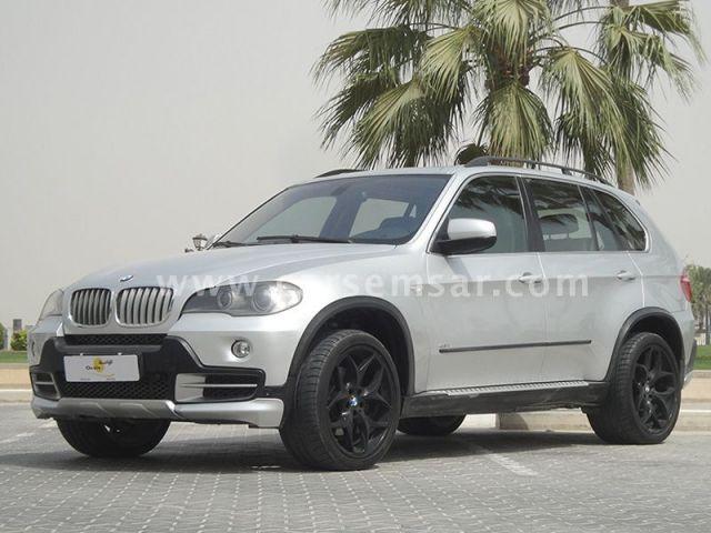 2007 BMW X5 4.8
