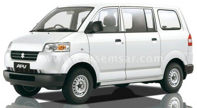 2016 Suzuki APV AVP Commercial Van