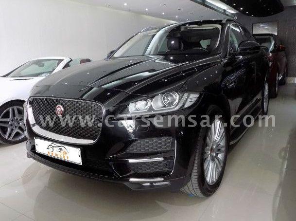 2017 Jaguar F-Type F-Face