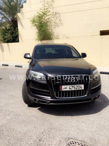 2012 Audi Q7 3.0 S line