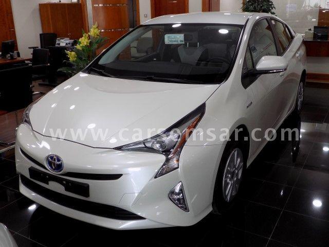 2016 Toyota Prius HSD Hybrid