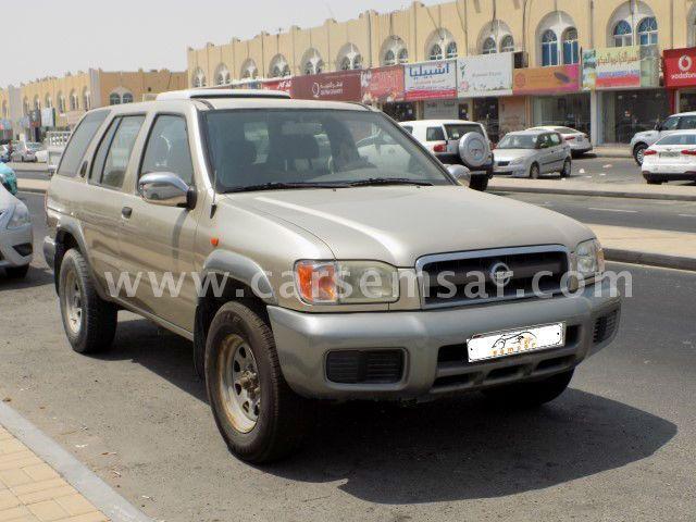 2002 Nissan Pathfinder 3.5
