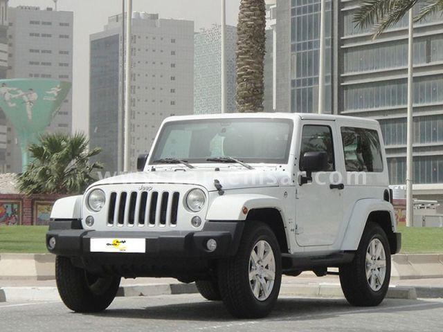 2016 Jeep Wrangler 3.8 Sahara