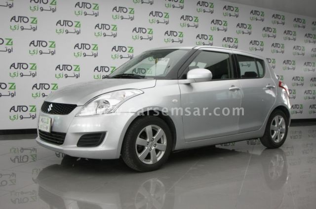2012 Suzuki Swift Hatchback