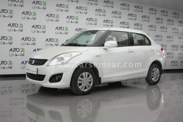 2014 Suzuki Swift Dzire GLX