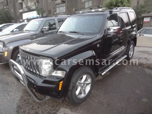 2012 Jeep Cherokee 3.7 Limited