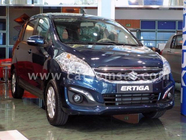 2017 Suzuki Ertiga GLX