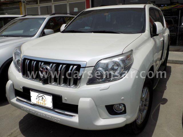 2012 Toyota Prado TXL V6