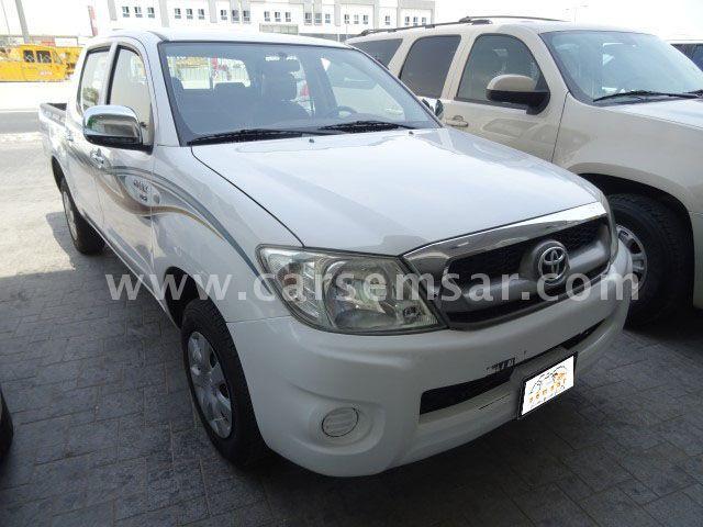 2010 Toyota Hilux 2.0