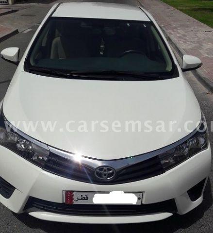 2015 Toyota Corolla corolla 2.0 XLI