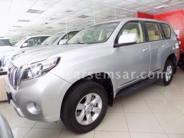 2017 Toyota Prado TXL V6
