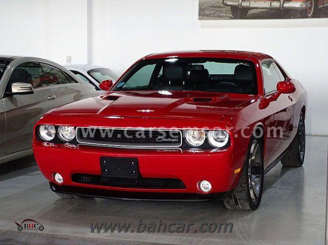 2012 Dodge Challenger RT 5.7