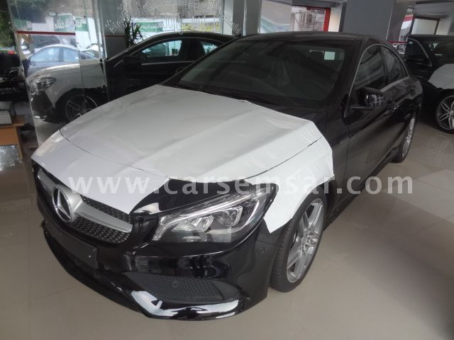 2017 Mercedes-Benz CLA Class 200