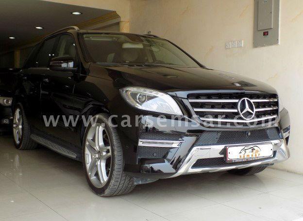 2015 Mercedes-Benz ML-Class ML 400