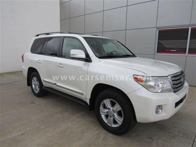 2013 Toyota Land Cruiser 4x4
